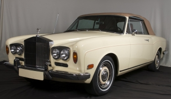 1971 Rolls Royce Corniche Drop Head Coupe