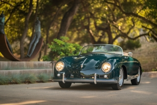 Vintage Speedsters Porsche 356 Replica Electric Conversion
