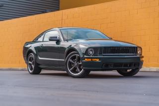 2008 Ford Mustang Bullitt Edition