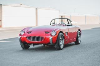 1958 Austin-Healey Sprite Canlas 'Special'