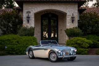 1956 Austin Healey 100M 'LeMans'