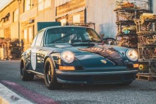 1972 Porsche 911 RS Tribute