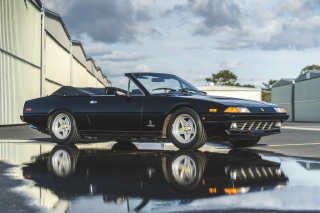 1983 Ferrari 400i Convertible Conversion