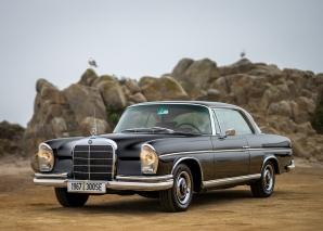 1967 Mercedes Benz 300 SE Coupe