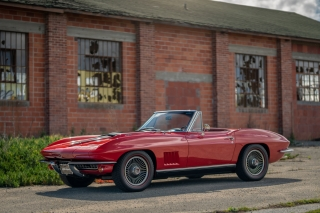 1967 Chevrolet 427 Corvette Roadster