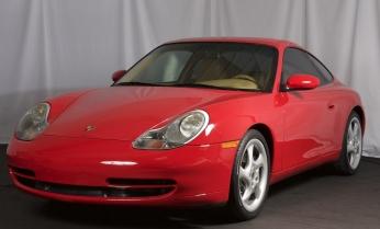 1999 Porsche Carrera