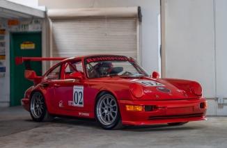 1993 Porsche RS America GT