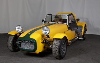 2005 Caterham Super 7