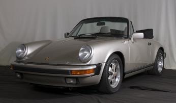 1989 Porsche Carrera Cabrio