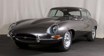 1966 Jaguar E-Type S1 FHC