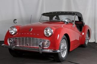 1959 Triumph TR 3A