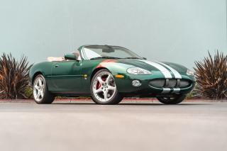 2003 Jaguar XKR 'Stirling Moss Edition'