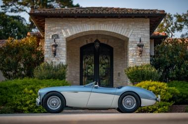 1956 Austin Healey 100M 'LeMans'