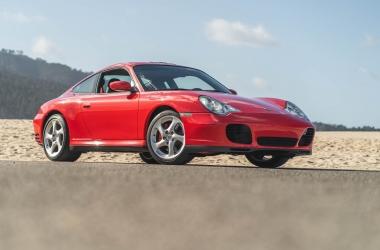 2004 Porsche 911 Carrera 4S 6-Speed