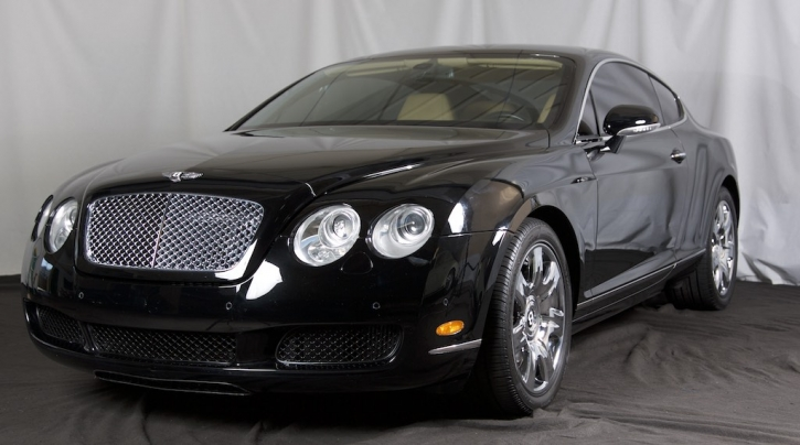 A F C Cabe F Ab on 2005 Bentley Continental Gt Grille