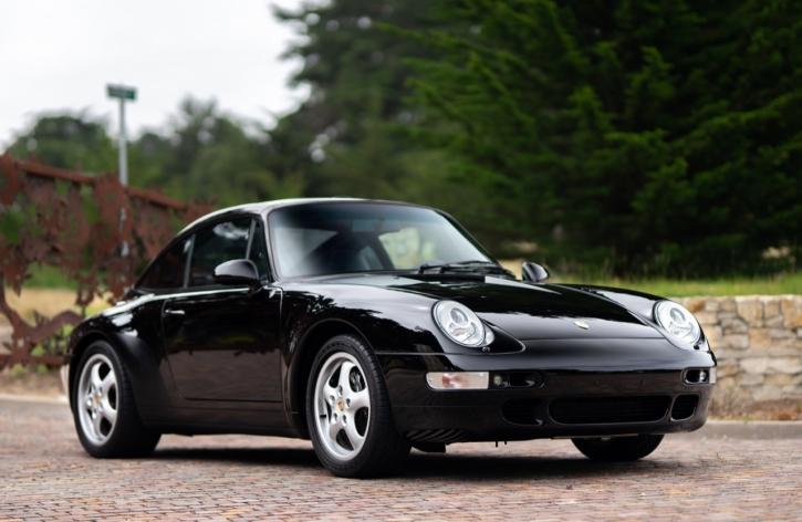 1996 Porsche 993 Carrera Targa For Sale Mohr Imports