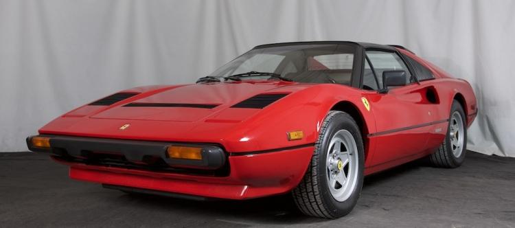 1983 Ferrari 308 GTS 4V