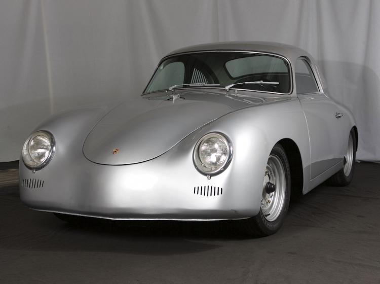 1956 Porsche 356 A Outlaw Coupe