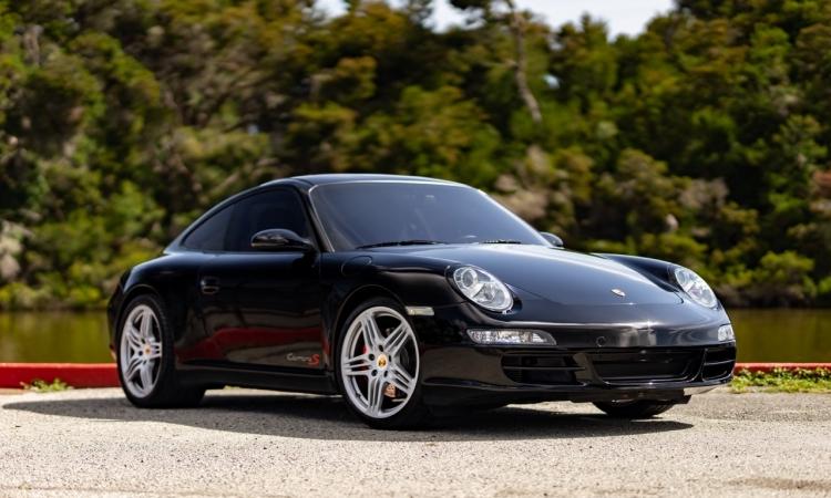 2008 Porsche 911 Carrera S