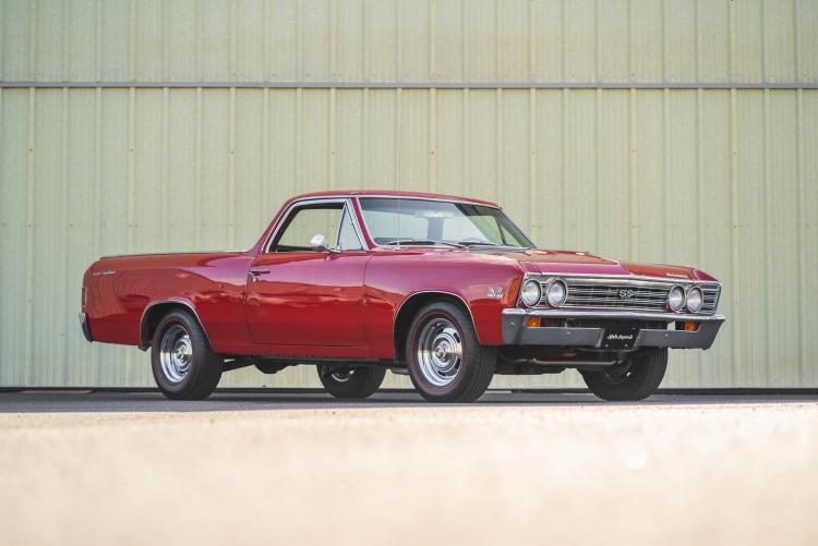 1967 Chevrolet El Camino 396 SS