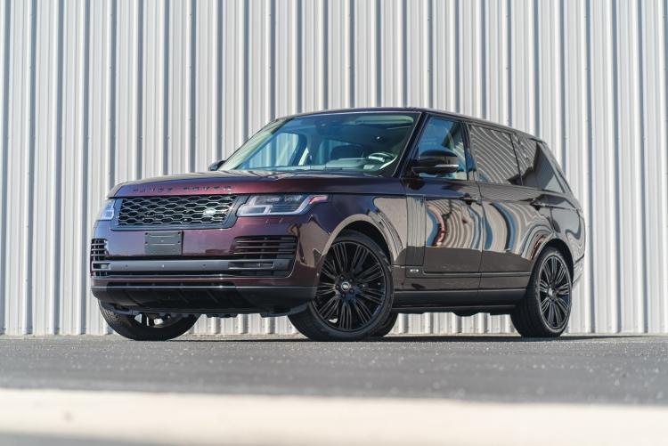 2019 Land Rover Range Rover 5.0L V8