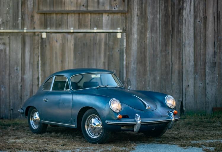 1960 Porsche 356 B 1600