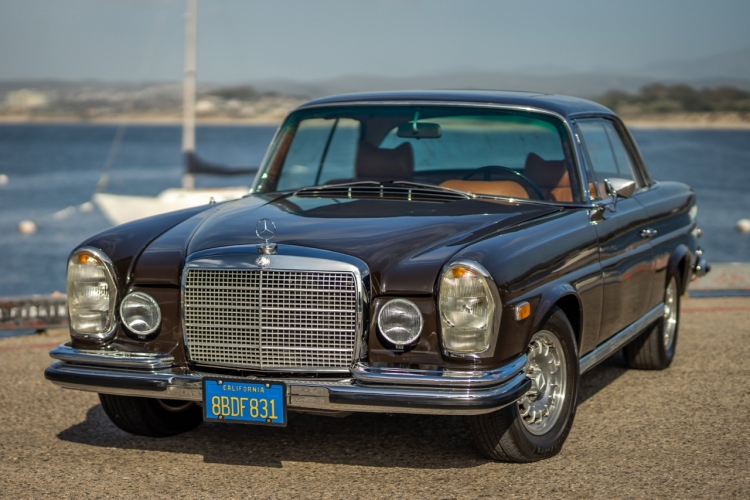 1971 Mercedes Benz 280 SE 3.5 Coupe