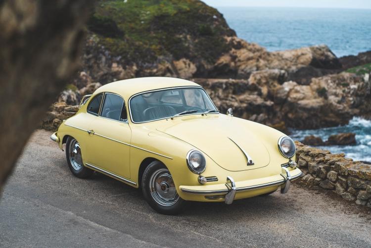 1963 Porsche 356B Coupe Super 90