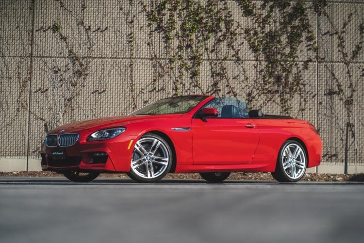 2014 BMW 650i M Sport Edition Convertible