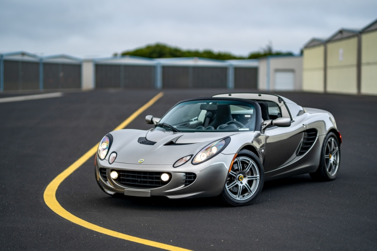 2006 Lotus Elise 6-Speed