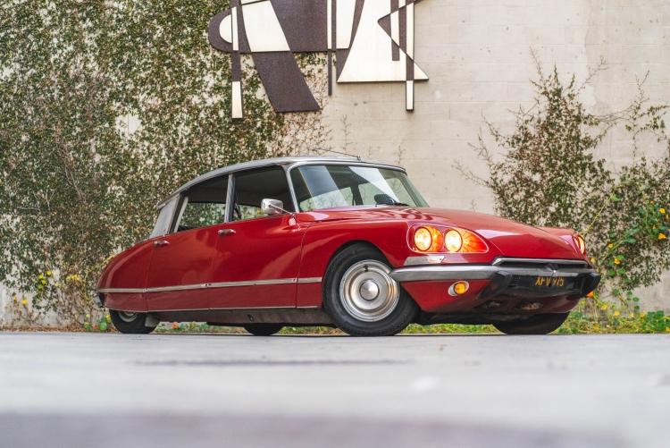 1968 Citroen DS21 Pallas