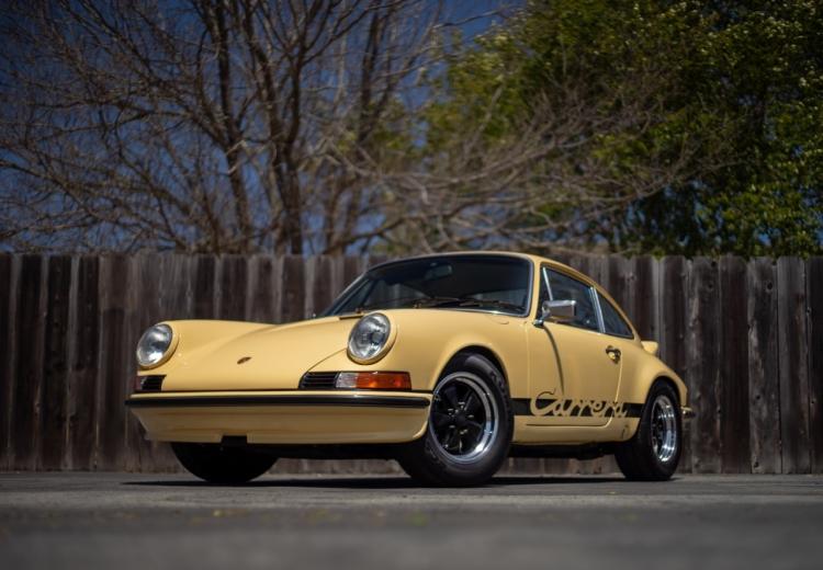 1975 Porsche 911 Carrera RS Tribute