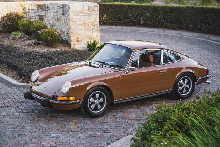 1973.5 Porsche 911 T