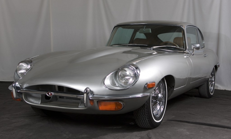1970 Jaguar E Type  SII 2+2