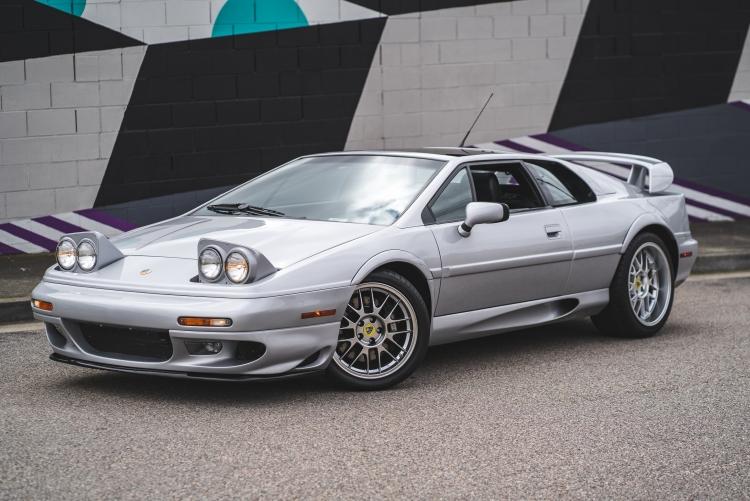 2002 Lotus Esprit V8 25th Anniversary Edition  # 1
