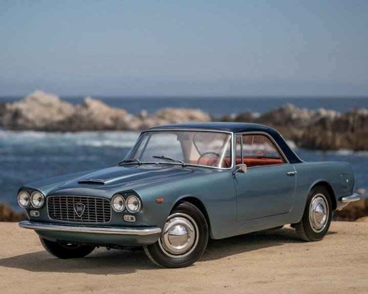 1963 Lancia Flaminia GT-L 2.8 3C