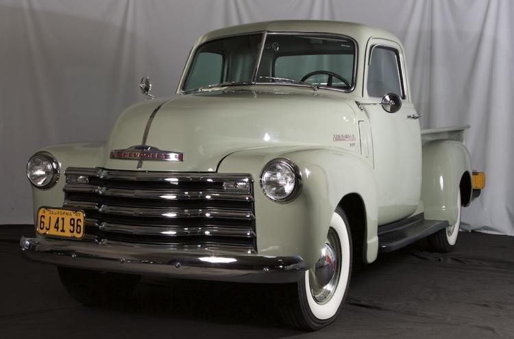 1949 Chevy Thriftmaster 3100