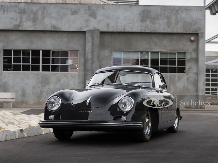 1953 Porsche 356 Coupe by Reutter