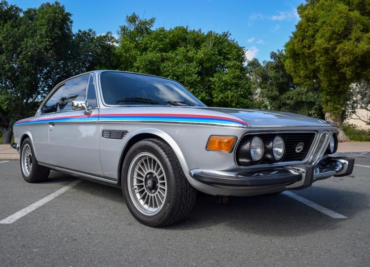 1974 BMW 3.0L 3.5 CSi