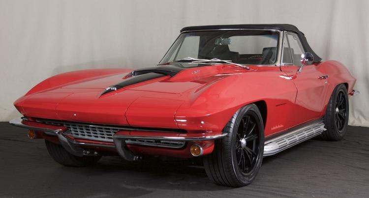1967 Chevrolet Corvette Roadster