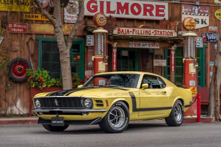 1970 Ford Mustang Boss 302 Sportroof