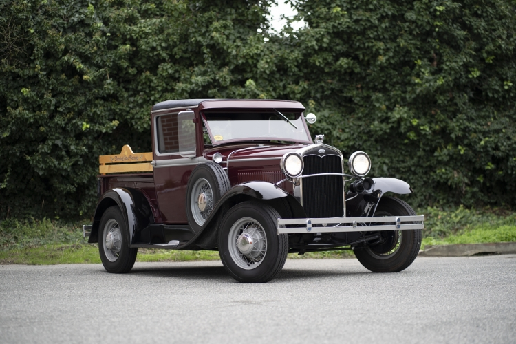 1930 Ford 3-Window Pick-Up