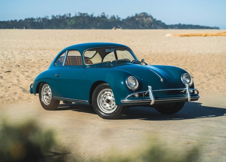 1958 Porsche 356 A Coupe