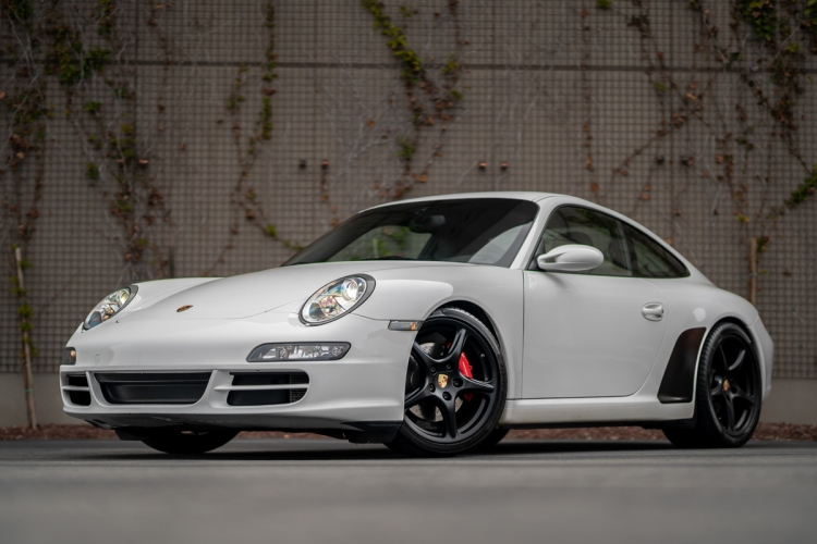 2008 Porsche 911 Carrera S Coupe