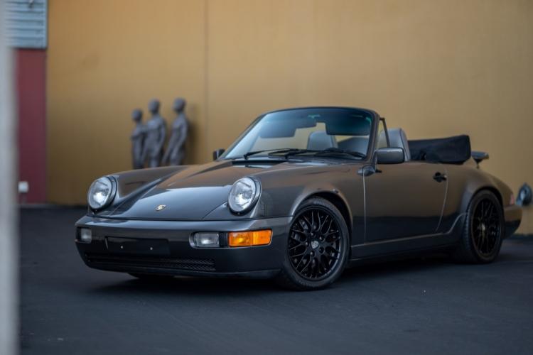 1990 Porsche 911 964 Cabriolet
