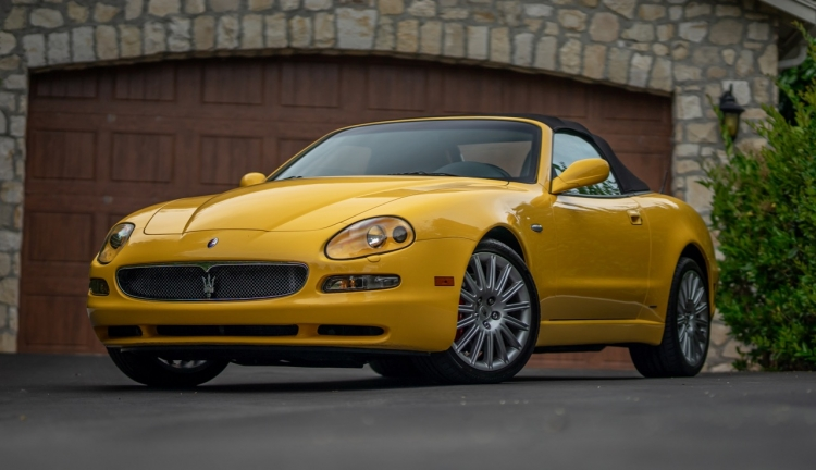 2002 Maserati Spyder 4200 GT