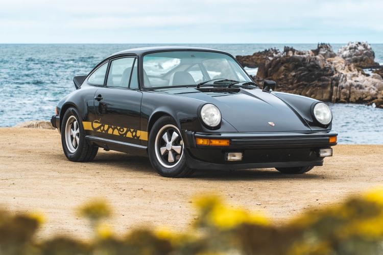 1974 Porsche 911 2.7 Carrera Coupe