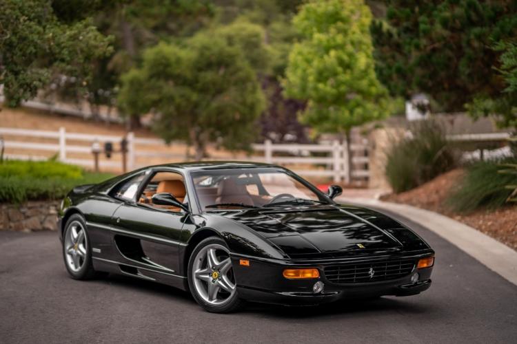 1998 Ferrari F355 GTB 6-Speed