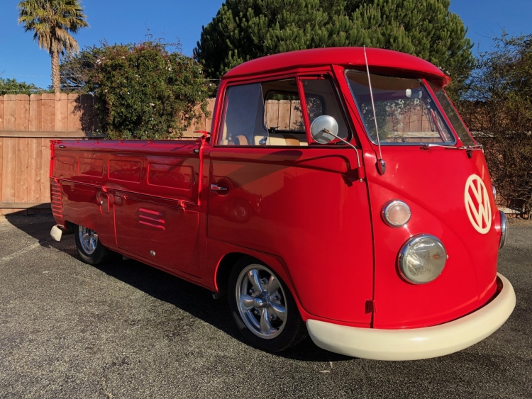 1963 VW Type 2 Transporter