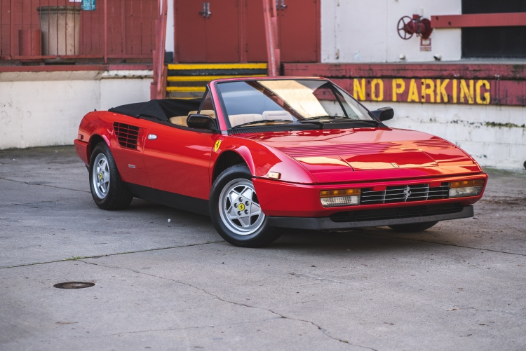 1986 Ferrari Mondial 3.2 QV Cabriolet